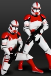 Kotobukiya - ArtFX Star Wars Shock Trooper Two Pack Limited Edition