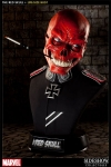 Sideshow - Red Skull Life-Size Bust