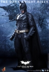 Hot Toys - 1/4 Scale The Dark Knight Rises - Batman Collectible Figure