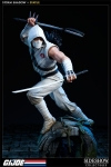 Sideshow - GI Joe - Storm Shadow Statue
