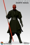 Medicom Toy - RAH - 1/6 Scale - Star Wars - Darth Maul (Re-issue Ver.) Collectible Figure