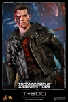Hot Toys - 1/6 Scale Terminator 2 Arnold T-800 (Battle Damaged Version) - DX Series
