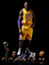 Enterbay - 1/6 Scale - NBA Collection - Kobe Bryant Limited Edition Collectible Figure