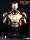 Hot Toys - 1/4 Scale Iron Man 3 - Mark XLII Collectible Bust