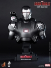 Hot Toys - 1/4 Scale Iron Man 3 - War Machine Collectible Bust