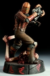 Sideshow - Isaac Clarke Dead Space Polystone Statue