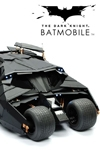 Hot Toys - 1/6 Scale The Dark Knight - Batmobile Collectible
