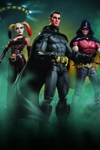 DC Direct - Batman Arkham City Series 1 Set of 3
