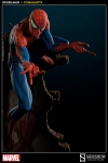 Sideshow - Marvel Comics - J. Scott Campbell Spider-Man Collection - Spider-Man Comiquette Statue