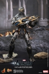 Hot Toys - 1/6th scale The Avengers - Chitauri Footsoldier Limited Edition Collectible Figure