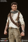 Sideshow - Uncharted 3 -  Nathan Drake 1/6 Scale Action Figure