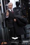 Hot Toys - 1/6 Scale The Dark Knight - Batman Armory with Alfred Pennyworth Collectible Figure