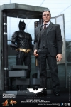 Hot Toys - 1/6 Scale The Dark Knight - Batman Armory with Bruce Wayne and Alfred Collectible Figure