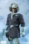 Sideshow - Star Wars 1/6 Scale Captain Han Solo - Hoth Action Figure