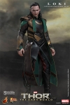 Hot Toys - 1/6 Scale Thor The Dark World - Loki Collectible Figure