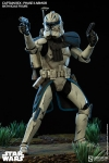 Sideshow - Star Wars 1/6 Scale Captain Rex Phase II Armor Action Figure