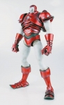 ThreeA - The Invincible Iron Man - 1/6 Scale Silver Centurion Action Figure