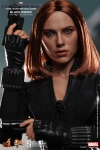 Hot Toys - 1/6 Scale The Winter Soldier - Black Widow Collectible Figure