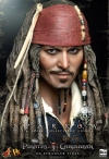 Hot Toys - 1/6 Scale Captain Jack Sparrow - DX Series