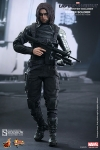 Hot Toys - 1/6 Scale The Winter Soldier - Winter Soldier Collectible Figure