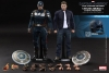 Hot Toys - 1/6 Scale The Winter Soldier - Captain America & Steve Rogers Collectible Figure Set