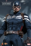 Hot Toys - 1/6 Scale The Winter Soldier - Captain America (Stealth S.T.R.I.K.E. Suit) Collectible Figure
