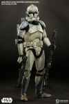 Sideshow - Star Wars Collectibles - Wolfpack Clone Trooper 104th Battalion 1/6 Scale Action Figure