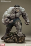 Sideshow - Marvel Collectibles - Gray Hulk Premium Format Statue