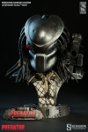 Sideshow - Predator Masked Hunter Legendary Scale Bust