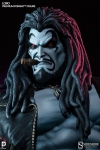 Sideshow - DC Collectibles - Lobo Premium Format Statue