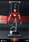 Hot Toys - 1/6 Scale Iron Man - Mark III (Construction Version) Collectible