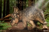 Sideshow - Dinosauria Collectibles - Triceratops Statue