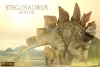 Sideshow - Dinosauria Collectibles - Stegosaurus Statue