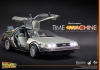 Hot Toys - 1/6 Scale Back to the Future - DeLorean Collectible Vehicle
