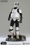 Sideshow - Star Wars Collectibles - Scout Trooper 1/6 Scale Action Figure