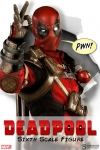 Sideshow - Marvel Collectibles - Deadpool 1/6 Scale Action Figure