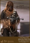 Hot Toys - 1/6 Scale Star Wars Collectibles - Chewbacca Action Figure