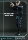 Hot Toys - 1/6 RoboCop (Battle Damaged Version) & Alex Murphy Collectible Figure Set