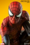 Sideshow - Marvel Comics - J. Scott Campbell Spider-Man Collection - Spider-Man Classic Comiquette Statue