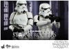 Hot Toys - 1/6 Scale Star Wars Collectibles - Stormtroopers Action Figure Set