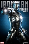 Sideshow - Marvel Collectibles - Iron Man Mark II Maquette Statue