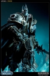 Sideshow -  World of Warcraft Arthas Polystone Statue