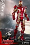 Hot Toys - 1/6 Scale Avengers Age of Ultron - Iron Man Mark XLIII Collectible Figure