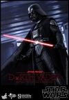 Hot Toys - 1/6 Scale Star Wars Collectibles - Episode IV Darth Vader Collectible Figure