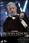 Hot Toys - 1/6 Scale Star Wars Collectibles - Episode IV - Obi-Wan Kenobi Collectible Figure