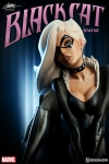 Sideshow - Marvel Comics - J. Scott Campbell Spider-Man Collection - Black Cat Comiquette Statue