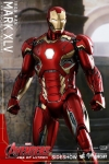 Hot Toys - 1/6 Scale Avengers Age of Ultron - Iron Man Mark XLV Diecast Collectible Figure