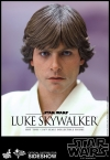 Hot Toys - 1/6 Scale Star Wars Collectibles - Luke Skywalker Collectible Figure