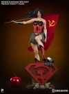 Sideshow - DC Comics - Wonder Woman (Red Son) Premium Format Statue