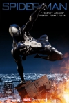 "Sideshow - Marvel Collectibles - Spider-Man ""Symbiote Costume"" Premium Format Statue"